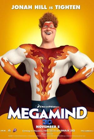Megamind 3000x4435