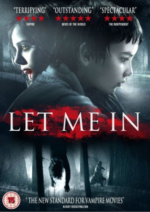 Let Me In Dvd cover