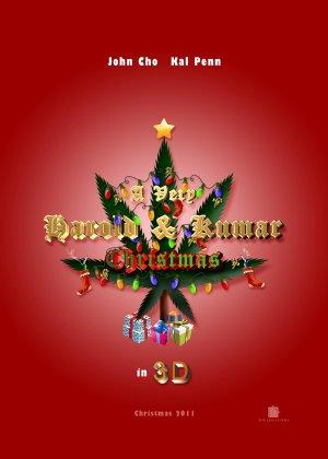 A Very Harold & Kumar 3D Christmas 1500x2100