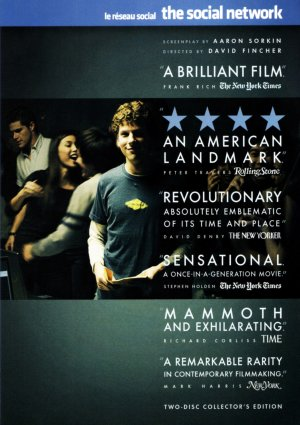 The Social Network 1537x2175