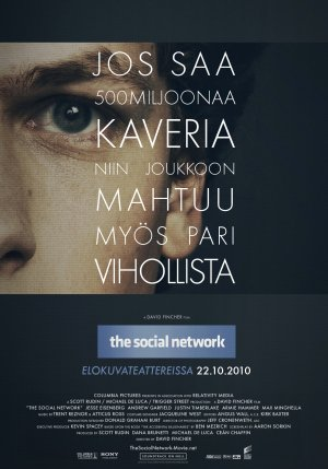 The Social Network 1377x1968