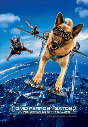 Cats & Dogs - Die Rache der Kitty Kahlohr 500x722