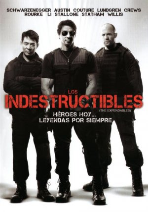 The Expendables 482x688