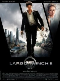 Largo Winch 2 - Ultimatum poster