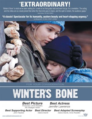 Winter's Bone For your consideration poster