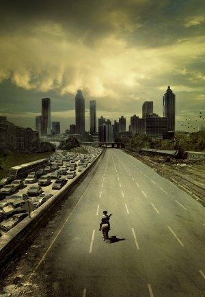 The Walking Dead 2486x3600