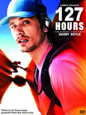 127 Hours Dvd cover