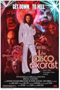 The Disco Exorcist poster