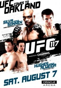 Countdown to UFC 117 poster