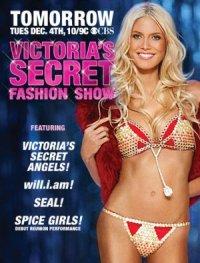 The Victoria's Secret Fashion Show poster