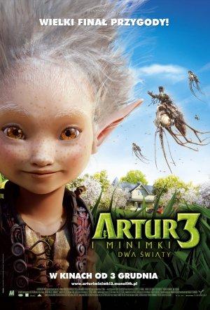 Arthur und die Minimoys 3 - Die große Entscheidung 1354x2000