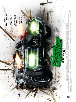 The Green Hornet 1350x1800