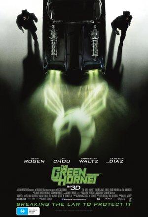 The Green Hornet 2386x3508