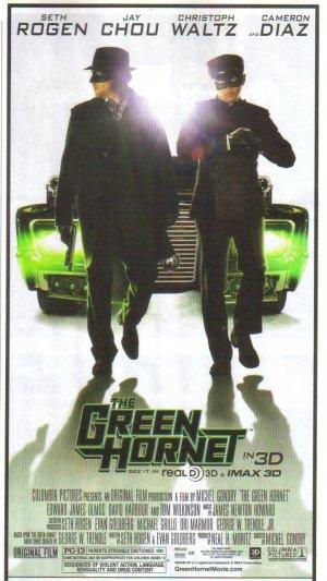 The Green Hornet 720x1280