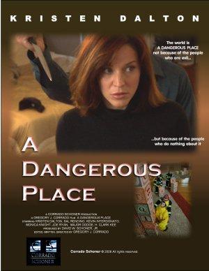 A Dangerous Place 2550x3300