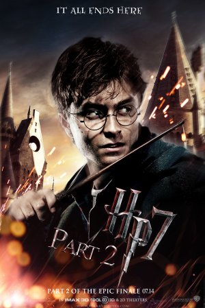 Harry Potter and the Deathly Hallows: Part 2 2480x3708