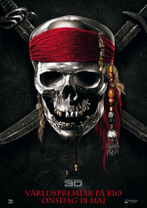 Pirates of the Caribbean: On Stranger Tides 2481x3508