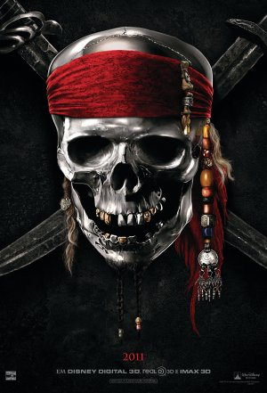 Pirates of the Caribbean: On Stranger Tides 1608x2362
