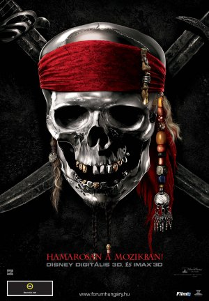 Pirates of the Caribbean: On Stranger Tides 1928x2778