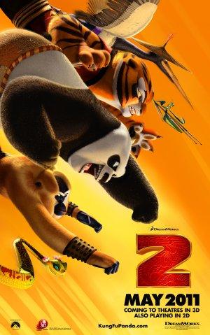 Kung Fu Panda 2 1879x3000