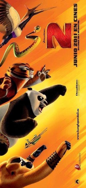 Kung Fu Panda 2 2282x5000