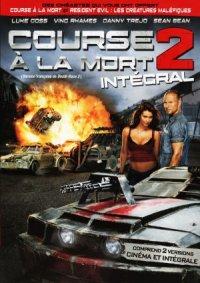 Death Race II poster