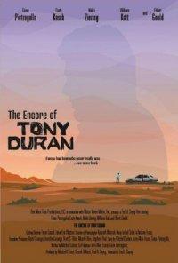 The Encore of Tony Duran poster