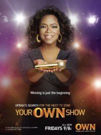 Your OWN Show poster