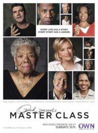 Oprah's Master Class poster