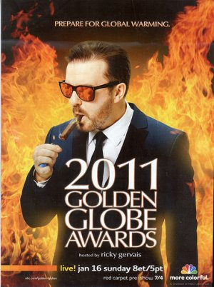 The 68th Annual Golden Globe Awards 373x500
