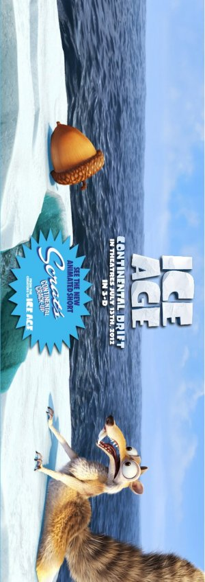 Ice Age 4 - Voll verschoben 460x1300