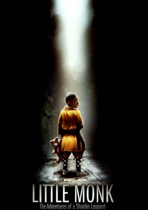 The Little Monk Poster