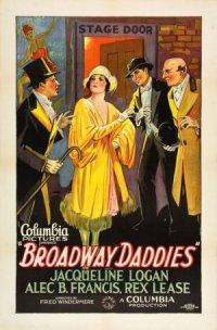 Broadway Daddies poster
