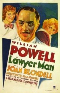 Lawyer Man poster