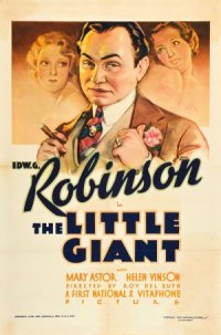 The Little Giant poster