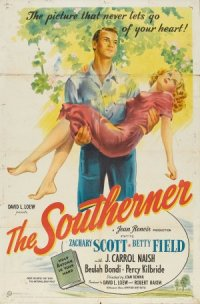 The Southerner poster