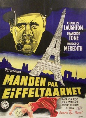The Man on the Eiffel Tower 300x413