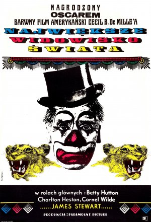 The Greatest Show on Earth 1993x2929