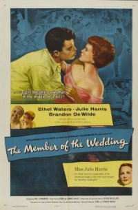The Member of the Wedding poster