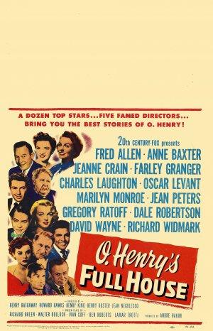 O. Henry's Full House 1848x2872