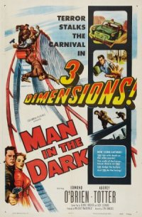 Man in the Dark poster