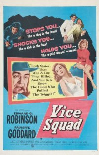 Vice Squad poster