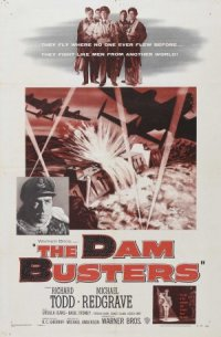 The Dambusters poster