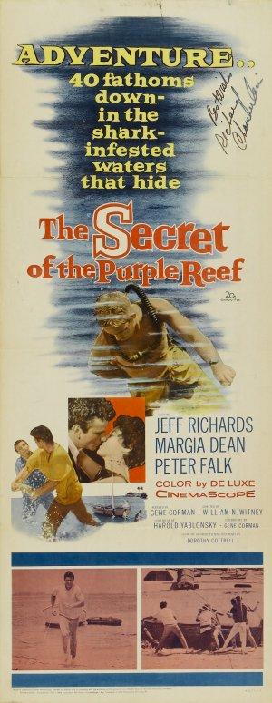 The Secret of the Purple Reef 1125x2905