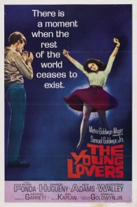 The Young Lovers poster