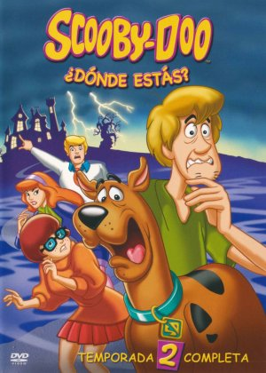 Scooby Doo, Where Are You! 1531x2144