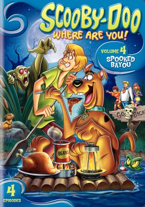 Scooby Doo, Where Are You! 1508x2152