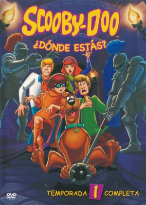 Scooby Doo, Where Are You! 1537x2152