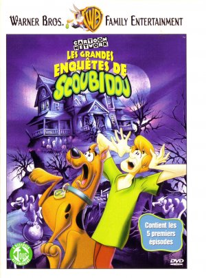 Scooby Doo, Where Are You! 1623x2188