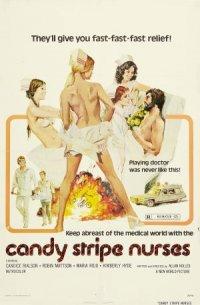 Candy Stripe Nurses poster